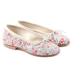 Anniel Enfant Liberty Ballerinas Candy pink on LFG