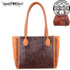 Trinity Ranch Concealed Handgun Collection Handbag (TR25G-8014)