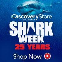 I Love Shark Week!