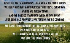 Luke Bryan - Scarecrows