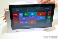 Acer announces 11.6-inch Iconia W700 Windows 8 tablet.... hmmm we're pretty partial to Windows 7 at Blue Archer. What does everyone else think?