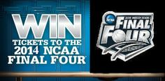 AMAZING Giving away 2 tickets to The NCAA Final Four In North Texas!http://woobox.com/oy68sj All you have to do is predict the final score of Louisville-Kentucky Game Tonight  9:45!!  No strings attached enter here