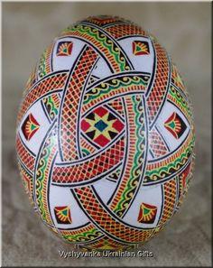 Ukrainian Pysanky Ukrainian Art Form Easter Eggs Pysanka