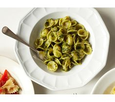 Just wanted to share this delicious recipe from Lidia Bastianich with you - Buon Gusto! Classic Pesto