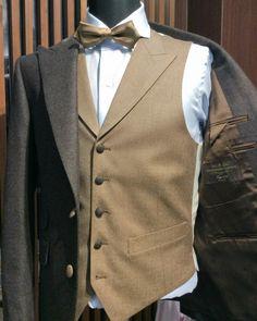 【フランネルオーダータキシード】|結婚式の新郎タキシード/新郎衣装はメンズブライダルへ