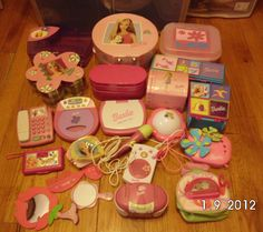 Barbie stuff