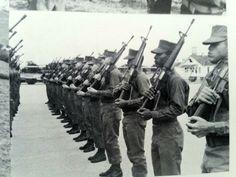 Parris Iland, 3rd Bn, H Co. Plt 393 - Nov 14, 1976