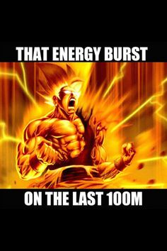 So true. You thought you already used all your energy in the first half so your trying not to walk in the second then you think you don't have anything left but then you have like some hulk strength at the end. What?!