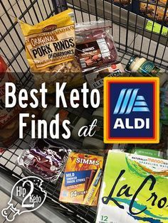 best aldi keto products Diet Food To Lose Weight, Weight Loss Meals, Keto Fat, Low Carb Keto, Keto Regime, Keto Diet Side Effects, Aperitivos Keto, Keto Shopping List, Starting Keto Diet