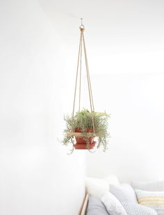 Http://www.nalleshouse.com/2014/08/diy Brass Himmeli Hanging Planter.html |  DIY | Pinterest | Planters, House And Diys