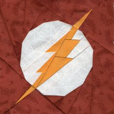 Flash by liljabs, via Flickr lots of quilting patterns for logos and Disney characters