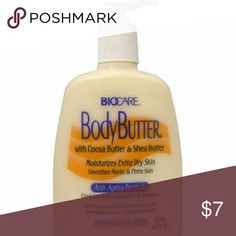 Bio care body butter 16 oz. Full bottle. It's great for dry skin. Other