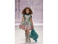 Fotogallery: Miss Blumarine collezione bambina autunno inverno 2013/2014 - foto 15 di 32