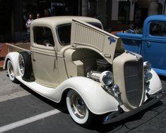 Vintage 1936 Ford Pickup Truck. | Flickr - Photo Sharing!