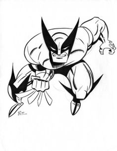 Bruce Timm X-Men                                                                                                                                                                                 More