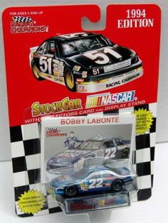 1994 Racing Champions 1:64 Bobby LaBonte #22 Maxwell House Diecast Nascar NEW