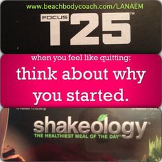BeachBody- coaching