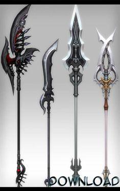 Spears Weapon, Greek Mythology Gods, Armor Concept, Fantasy Weapons, Skyrim, Architecture, Character Art, Guns, Deviantart