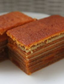 Mango Cream Cheese Layer Cake