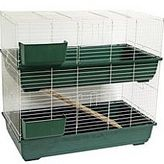 Options Flora 2 Storey Animal Cage