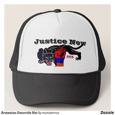 Armenian Genocide Hat #Hat #Cap #ArmenianGenocide #Armenian #Genocide #April241915 #April24 #Turkey #Armenia #Guilty #MassKilling #Justice #BlackPanther