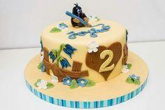 Krecik cake Baby Cakes, Mole, Tv, Desserts, Conch Fritters, Tailgate Desserts, Mole Sauce, Deserts, Television Set