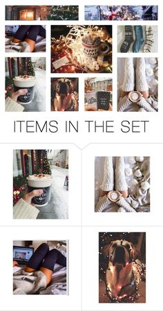 """""""~it's the most wonderful time of the year~ +TAG"""" by the-real-river-song ❤ liked on Polyvore featuring art"""