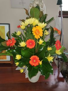 Church Flower Arrangements, Church Flowers, Plants, Flora, Plant, Planting