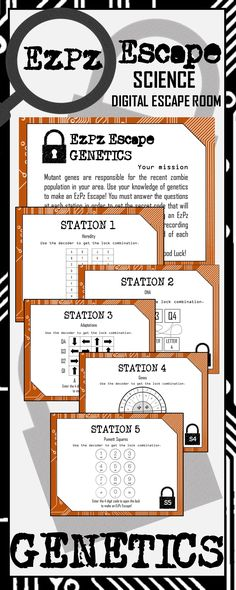 How To Make Your Own Escape Room Lesson Plan