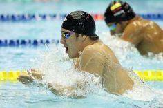 November 18 2016 - Park Tae-hwan banishes Rio 2016 demons with gold medal at Asian Swimming Championships