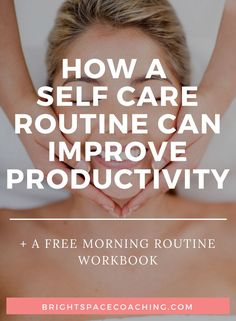 Improve your productivity, motivation and focus with self care. Self care, productivity, online business, working from home, working mom, take time for yourself #selfcare #treatyoself #workingmom #bossbabe #bossmom #girlboss #blogger #business #workfromhome
