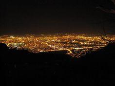 Sofia, Bulgaria by Night ...