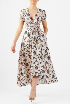 New skirt design fashion floral prints ideas Day Dresses, Casual Dresses, Summer Dresses, Pretty Dresses, Beautiful Dresses, Sequin Evening Gowns, Vetement Fashion, Frack, Women's Fashion Dresses