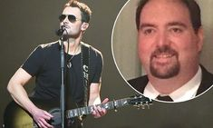 The family shared news of their loss via a statement Tuesday, writing: 'It is with great sadness that the Church family confirms that Eric's brother, Brandon, passed away Friday evening. Eric Church Quotes, Easton Corbin, Justin Moore, Jake Owen, Florida Georgia Line, Chris Young, Country Music Singers, Tim Mcgraw, Boy George