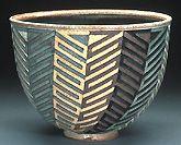 Timothy Langholz  pattern bowl colors