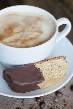 Espresso biscotti recipe - an excellent addition to any coffee break!