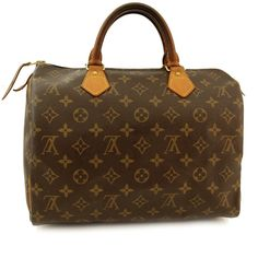 I love my LV Speedy :)