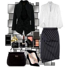 Business attire by geraldine
