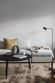 Discover the Work of Norwegian Design Studio Heem - NordicDesign Modern Interior Design, Interior Design Inspiration, Norwegian Design, Nordic Design, Interior Room, Living Room Designs, Living Room Decor, Living Area, Pretty Things