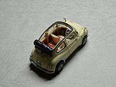 1/43 Make Up SUBARU 360 後期型 完成 - 1/43カーモデル製作 ガレージt-98