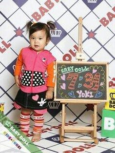 BABY DOLL×KIDS-TOKEI