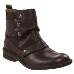 Kickers Historick Ankle Boots