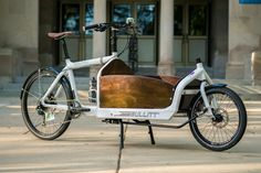 Pulling the Trigger on the Bullitt Cargo Bike - Kevin Sparrow | The Radavist