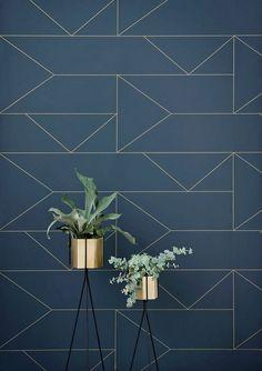 Wunderbare Muster für Ihr Zimmer. Farben sind einstellbar also bitte fragen. :)  GRÖßE  -Klein: 20,9 x 48,0  30 USD -Groß: 20,9 x 96,0  62 USD
