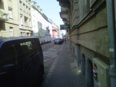 Grosslingova street 52, 5 minutes by walk to the city center, 2 minutes by walk to shopping mall, nice to stay in   apartments Small Heaven in Bratislava...