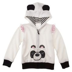Harajuku Mini for Target® Toddler Girls' Sweatshirt - Eggshell