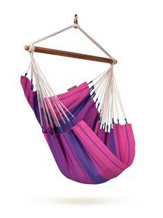 Hangstoel+Orquidea+purple