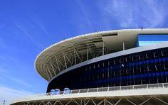 arena do grêmio fachada (Foto: Wesley Santos/Divulgação)