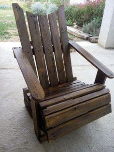 création à partir de bois de palettes ,brut ou travaillé