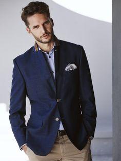 Dejan Obradovic- Male Model. Advertising Campaign for VIC Norge SS17.
